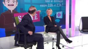 Sophie Davant dans c'est au Programme - 11/02/14 - 05