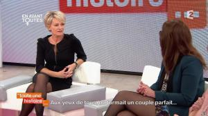 Sophie Davant dans Toute une Histoire - 03/03/14 - 06