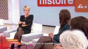 Sophie Davant dans Toute une Histoire - 03/03/14 - 08