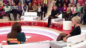 Sophie Davant dans Toute une Histoire - 03/03/14 - 09