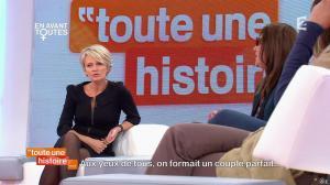 Sophie Davant dans Toute une Histoire - 03/03/14 - 10
