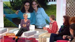 Sophie Davant dans Toute une Histoire - 05/02/14 - 02