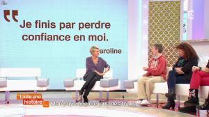Sophie Davant dans Toute une Histoire - 05/02/14 - 04