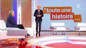Sophie Davant dans Toute une Histoire - 07/02/14 - 01