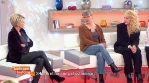 Sophie Davant dans Toute une Histoire - 07/02/14 - 03