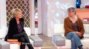 Sophie Davant dans Toute une Histoire - 07/02/14 - 04