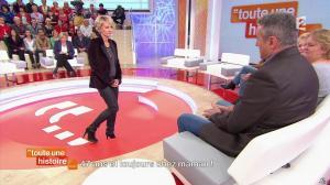 Sophie Davant dans Toute une Histoire - 07/02/14 - 06
