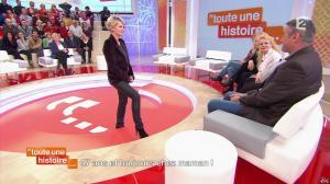 Sophie Davant dans Toute une Histoire - 07/02/14 - 08
