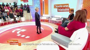 Sophie Davant dans Toute une Histoire - 16/01/14 - 05