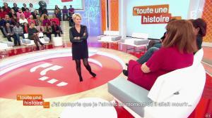 Sophie Davant dans Toute une Histoire - 16/01/14 - 08