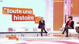Sophie Davant dans Toute une Histoire - 16/01/14 - 09