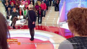 Sophie Davant dans Toute une Histoire - 16/01/14 - 11