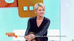 Sophie Davant dans Toute une Histoire - 16/01/14 - 13