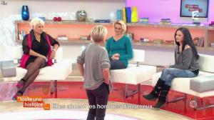 Sophie Davant dans Toute une Histoire - 17/01/14 - 01