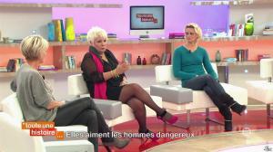 Sophie Davant dans Toute une Histoire - 17/01/14 - 02