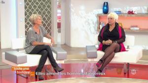 Sophie Davant dans Toute une Histoire - 17/01/14 - 03