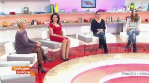 Sophie Davant dans Toute une Histoire - 20/01/14 - 01