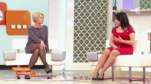 Sophie Davant dans Toute une Histoire - 20/01/14 - 02