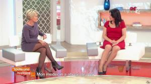 Sophie Davant dans Toute une Histoire - 20/01/14 - 06