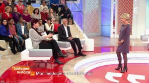 Sophie Davant dans Toute une Histoire - 20/01/14 - 08
