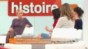 Sophie Davant dans Toute une Histoire - 20/01/14 - 10