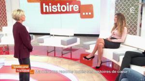 Sophie Davant dans Toute une Histoire - 21/01/14 - 01