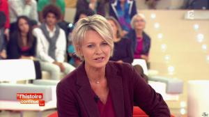 Sophie Davant dans Toute une Histoire - 21/01/14 - 03