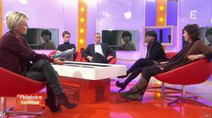 Sophie Davant dans Toute une Histoire - 21/01/14 - 05