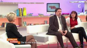 Sophie Davant dans Toute une Histoire - 23/01/14 - 05