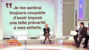 Sophie Davant dans Toute une Histoire - 23/01/14 - 06
