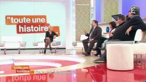 Sophie Davant dans Toute une Histoire - 23/01/14 - 09
