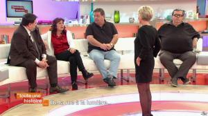 Sophie Davant dans Toute une Histoire - 23/01/14 - 10