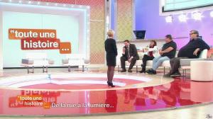 Sophie Davant dans Toute une Histoire - 23/01/14 - 11