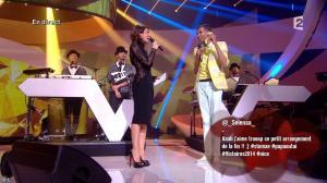 Virginie Guilhaume dans les Victoires de la Musique - 14/02/14 - 06