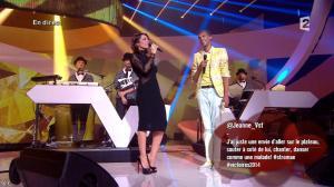 Virginie Guilhaume dans les Victoires de la Musique - 14/02/14 - 08