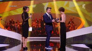 Virginie Guilhaume dans les Victoires de la Musique - 14/02/14 - 13