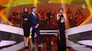 Virginie Guilhaume dans les Victoires de la Musique - 14/02/14 - 14