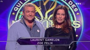Zoe Felix dans Qui Veut Gagner des Millions - 31/01/14 - 01
