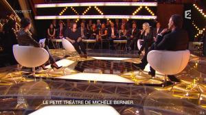 Alessandra Sublet et Laurence Ferrari dans Un Soir à la Tour Eiffel - 28/01/15 - 15