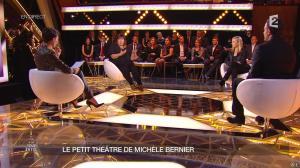 Alessandra Sublet et Laurence Ferrari dans Un Soir à la Tour Eiffel - 28/01/15 - 17