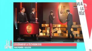 Alessandra Sublet dans le Grand 8 - 20/01/15 - 01