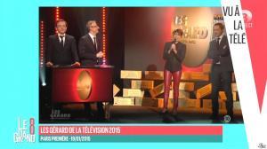 Alessandra Sublet dans le Grand 8 - 20/01/15 - 02