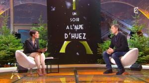 Alessandra Sublet dans un Soir à l'Alpe d'Huez - 22/01/15 - 01