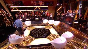 Alessandra Sublet dans un Soir à la Tour Eiffel - 04/02/15 - 01