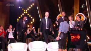 Alessandra Sublet dans Un Soir à la Tour Eiffel - 04/02/15 - 03
