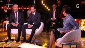 Alessandra Sublet dans un Soir à la Tour Eiffel - 04/02/15 - 06