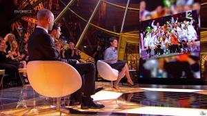 Alessandra Sublet dans un Soir à la Tour Eiffel - 04/02/15 - 07