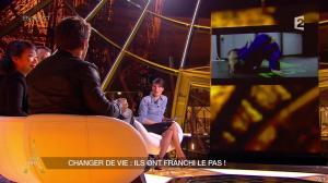 Alessandra Sublet dans un Soir à la Tour Eiffel - 04/02/15 - 13