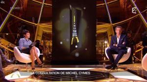 Alessandra Sublet dans un Soir à la Tour Eiffel - 04/02/15 - 14