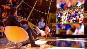 Alessandra Sublet dans Un Soir à la Tour Eiffel - 04/02/15 - 15